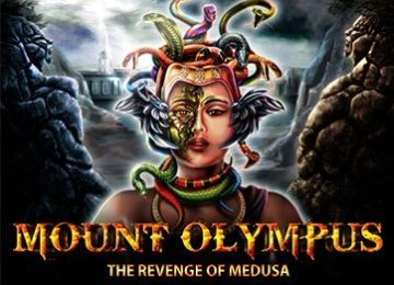 Mount Olympus: The Revenge Of Medusa